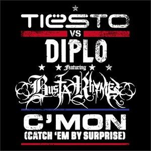Image for 'Tiesto & Busta Rhymes'