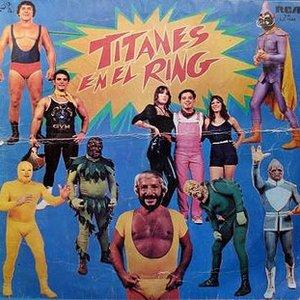 Image pour 'Titanes en el Ring'
