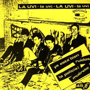 Image for 'La UVI'