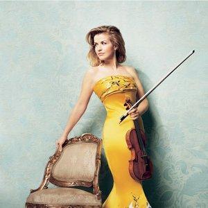 Image for 'Anne-Sophie Mutter/Berliner Philharmoniker/Herbert von Karajan'