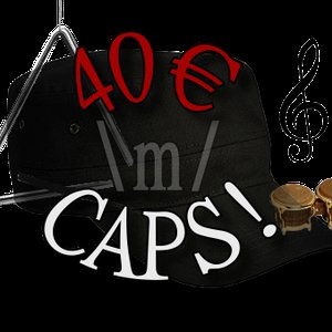 Image for '40 € Caps'