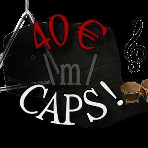 Bild för '40 € Caps'
