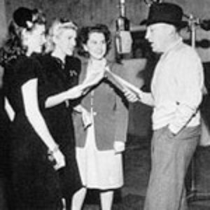 Image pour 'Bing Crosby and The Andrews Sisters'