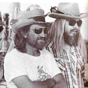 Image pour 'Willie Nelson & Leon Russell'