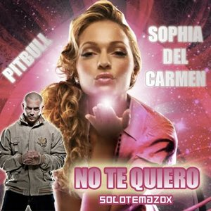 Image for 'Sophia Del Carmen feat. Pitbull'