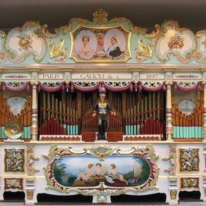 Bild für 'Gavioli Fairground Organ'
