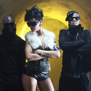 Image for 'Jay-Z Feat. Rihanna and Kanye West'
