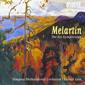 Image for 'Leonid Grin: Tampere Philharmonic Orchestra'