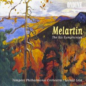 Immagine per 'Leonid Grin: Tampere Philharmonic Orchestra'