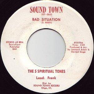 Image for '5 Spiritual Tones'