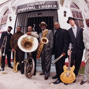 Image pour 'The Dirty Dozen Brass Band'