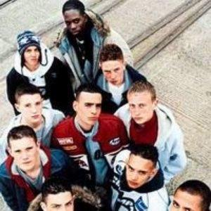 Image for 'Blazin' Squad'