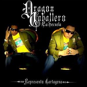 Image pour 'Dragón y Caballero'