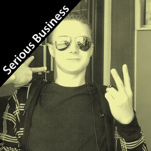 Image for 'Serious Business'