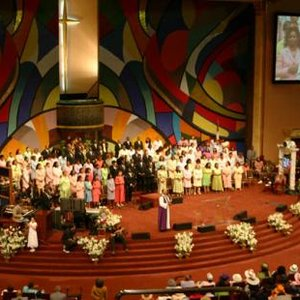 Image for 'West Angeles Mass Choir'
