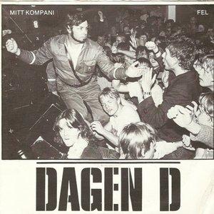 """""""Dagen D""""的封面"""