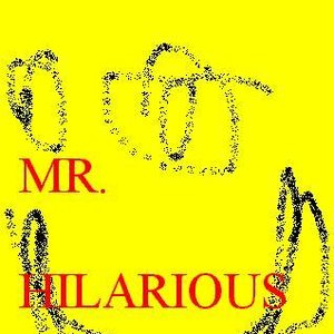 Image for 'Mr Hilarious'