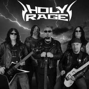 Image for 'Holy Rage'