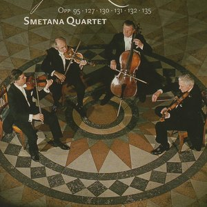 Image for 'Smetana Quartet'