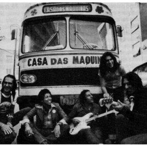 Image for 'Casa das Máquinas'