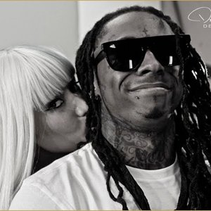 Image for 'Lil Wayne feat. Nicki Minaj'