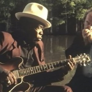 Image for 'John Lee Hooker & Van Morrison'