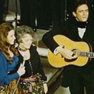 Image for 'Johnny Cash & The Carter Family'