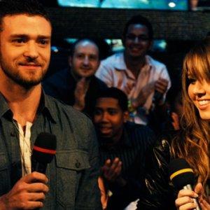 Bild für 'Justin Timberlake & Esmée Denters'