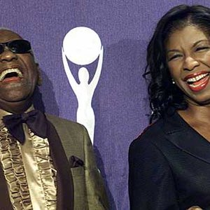 Image for 'Ray Charles with Natalie Cole'
