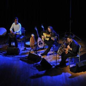 Image for 'Stelios Petrakis, Efrén López, Bijan Chemirani'