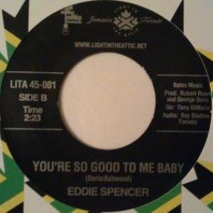 Image for 'Eddie Spencer'