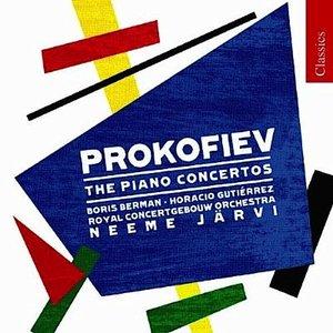 Image for 'Boris Berman; Neeme Järvi: Royal Concertgebouw Orchestra'