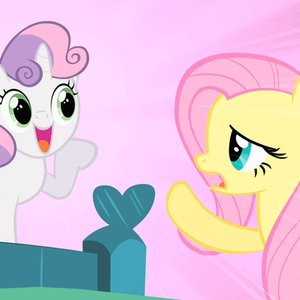 Image for 'Fluttershy, CMC'