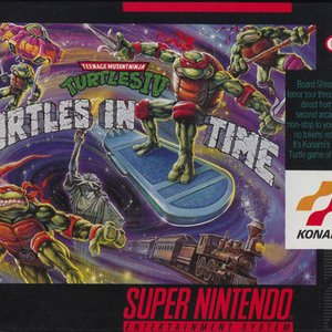Image for 'TMNT IV: Turtles In Time'