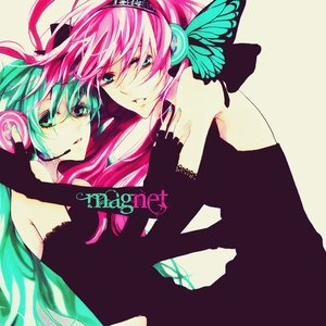 Image for 'Megurine Luka and Hatsune Miku'