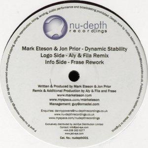 Image for 'Mark Eteson & John Prior'