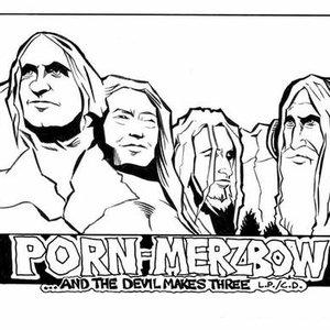 Image for 'Porn & Merzbow'