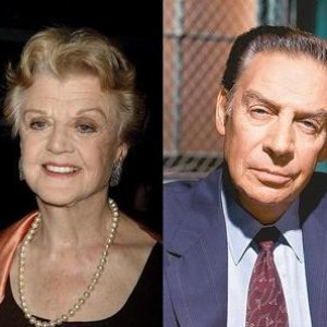 Image for 'Angela Lansbury & Jerry Orbach'