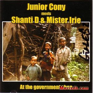 Image for 'Junior Cony meets Shanti D & Mister Irie'