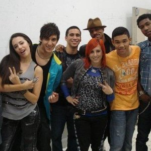 Image for 'Alyson Stoner/Anna Maria Perez de Taglé/Demi Lovato/Joe Jonas/Nick Jonas'