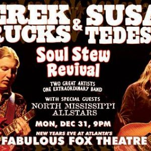 Image for 'Derek Trucks and Susan Tedeschi'