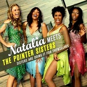 Image for 'Natalia Meets The Pointer Sisters'