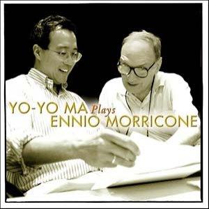 Imagem de 'Yo-Yo Ma; Gilda Butta: Ennio Morricone: Roma Sinfonietta'