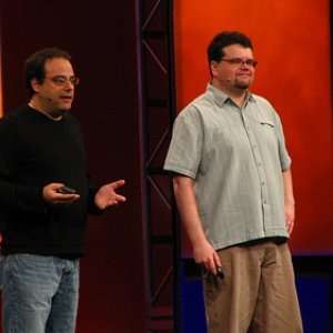 Image for 'Jeff Atwood & Joel Spolsky'