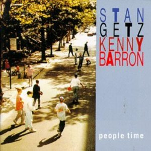 Image for 'STAN GETZ & KENNY BARRON'