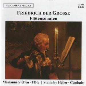 Image for 'Friedrich der Grosse'