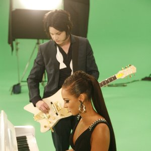 Image for 'Jack White & Alicia Keys'