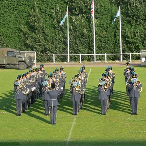 Image for 'Central Band of the RAF'