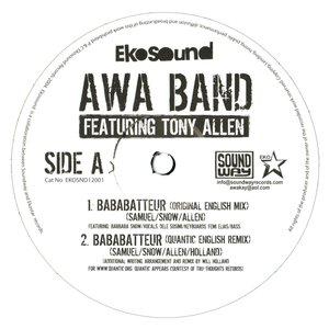 Image for 'Awa Band'