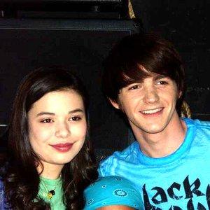 Image for 'Miranda Cosgrove & Drake Bell'